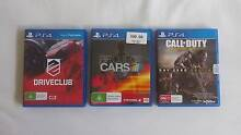 PS4 Games : COD Advanced Warfare | DriveClub | Project Cars Southern River Gosnells Area Preview