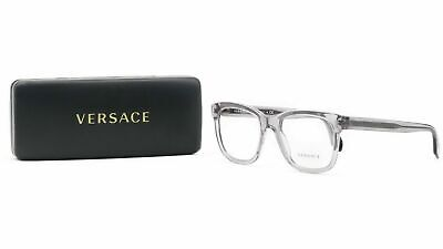 Versace Women's Gray Glasses and case MOD 3239 593 52mm