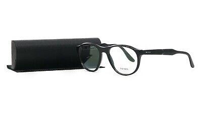 PRADA Women's Black Glasses with case VPR 12S 1AB-1O1 54mm