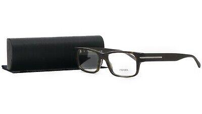 PRADA Women's Tortoise Glasses with case VPR 22R HAQ-1O1 52mm