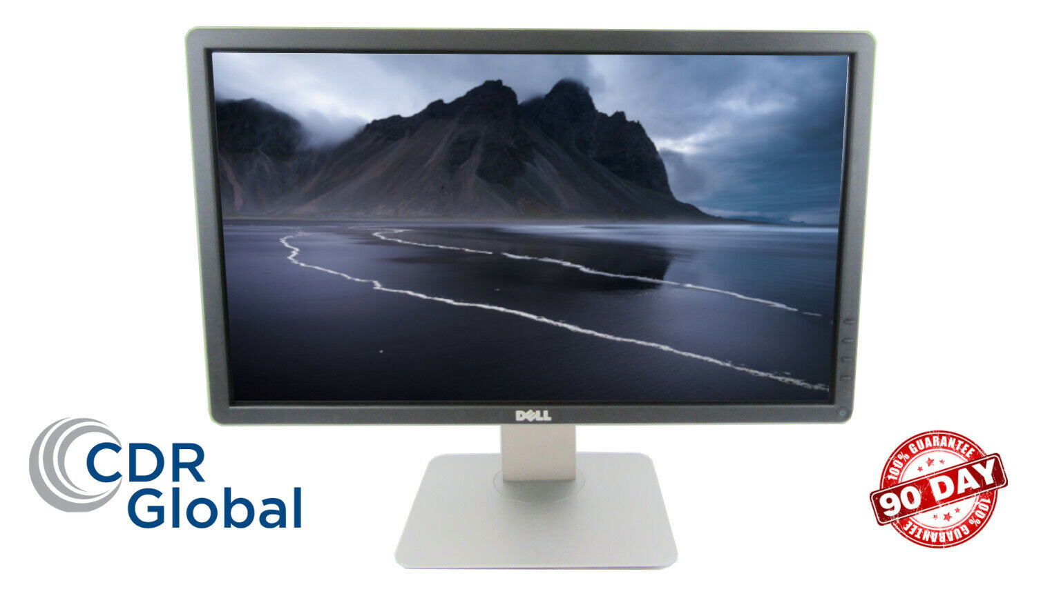 """Dell P2214HB 22"""" Widescreen LCD Flat Panel Monitor"""