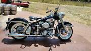 Harley Davidson 1959 Panhead FLH Duo Glide Karnup Rockingham Area Preview