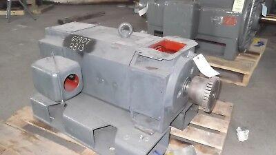 100 HP DC Reliance Electric Motor, 1750 RPM, C2813ATZ Frame, DPFV, 500 V
