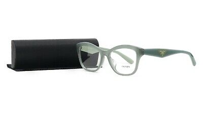 Prada Women's Green Mint Green with case VPR 29R-F UEI-1O1 54mm