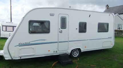 2006 Stirling Eccles Jewel 4 Berth,Motor mover,New Tyres. Torquay Surf Coast Preview