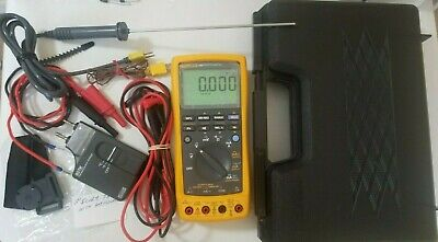 Used Fluke 789 Process Meter With Accessories Tp 239671 239672