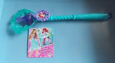 Disney Princess Ariel Wand Princess Dress-Up Costume Blue Wand Little Mermaid