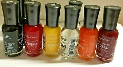 Sally Hansen Xtreme Wear Hard As Nails- Pick your color
