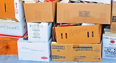 BULK BOOK Lot of 1,000 plus books-All Genre's -PICK UP ONLY