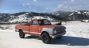 Now ready for viewing 1967 Chevrolet K10