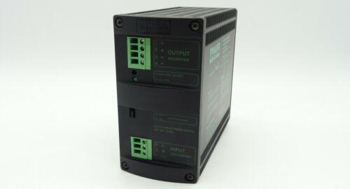 Schaltnetzteil Murrelektronik MCS10-230/24 Netzgerät Power Supply 1~ 24V DC 10A