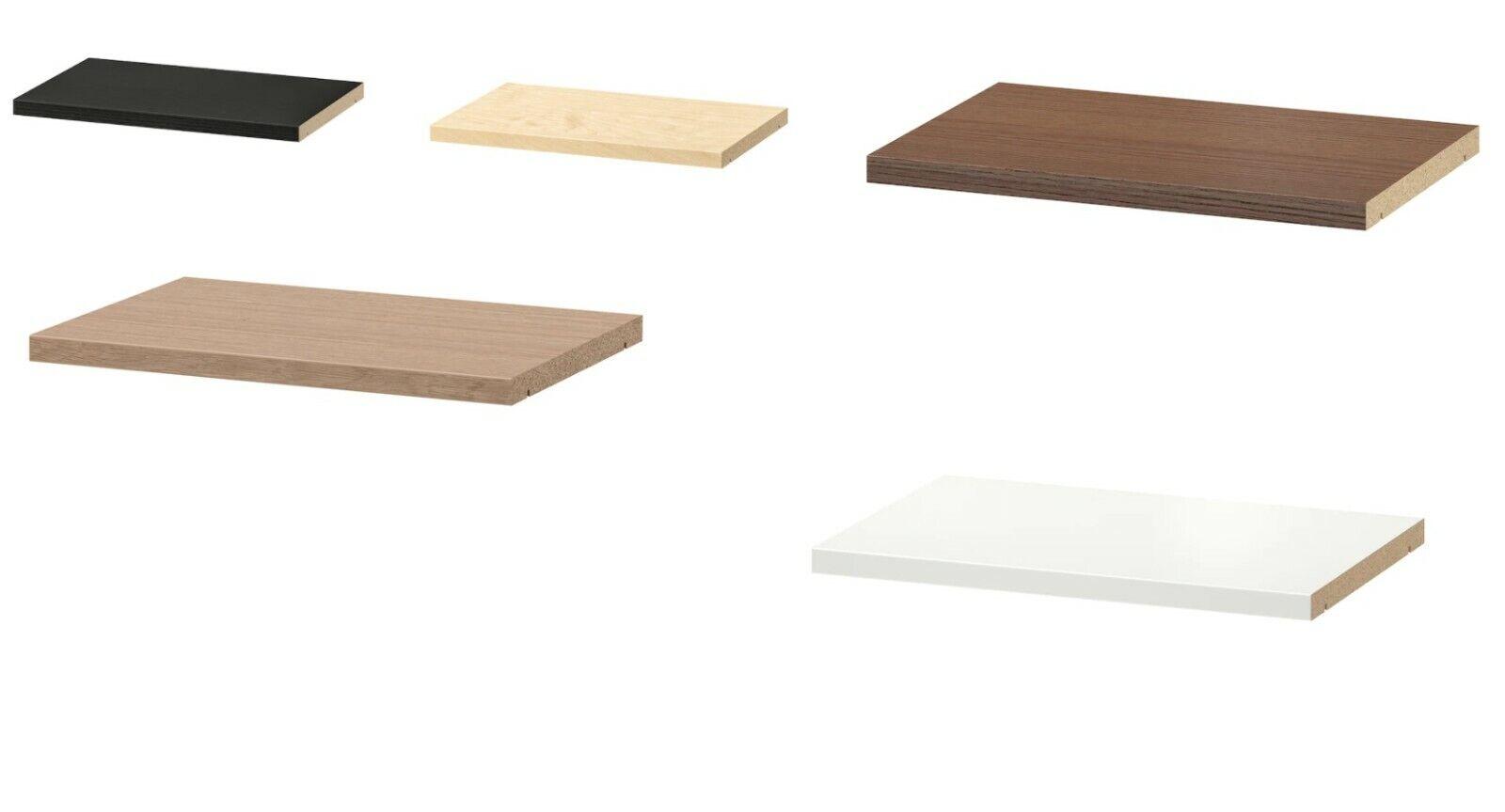 IKEA BESTÅ Wandregal Badregal Ablage Holzboden Regal Holzablage Holzregal 56x36