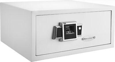Barska Biometric Safe Jewelry Valuables Gun With Fingerprint Lock Ax12404
