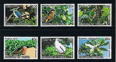 Tonga Birds Definitive Stamp Series Part 2