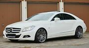 Mercedes-Benz CLS 350 CDI BE BRABUS 313PS DISTR. COMAND KEYL.