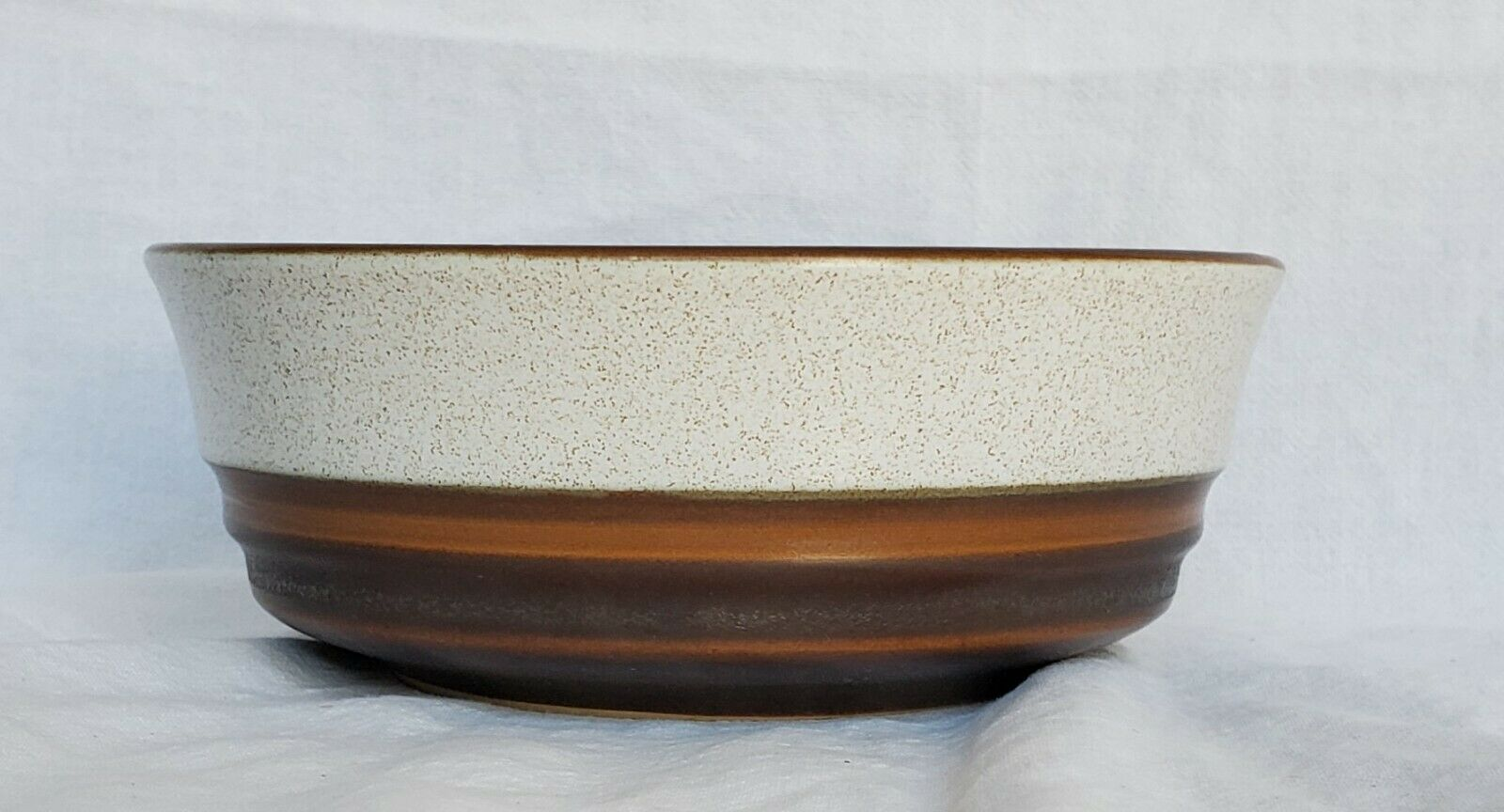 Denby POTTERS WHEEL RUST 5 7/8 Cereal Bowl Stoneware Earthenware - $15.00
