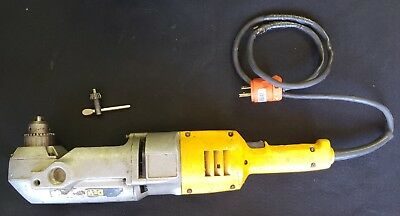Dewalt Dw124k Right Angle Drill 300-1200 Rpm With Chuck Key
