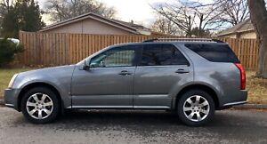 Cadillac SRX - Super Low Kms