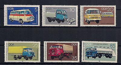 DDR - Briefmarken - 1982 - Mi. Nr. 2744-2749 - Postfrisch