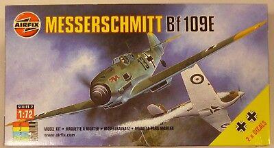 Airfix 1/72 Messerschmitt Bf 109E Model Kit Series 2 2048