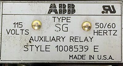 ABB 1008539 Relay