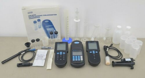 Hach Company CEL/890 CAT 26881-00 Advanced Drinking Water Laboratory Test Kit