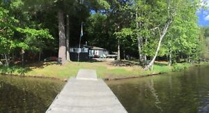 Family Cottage for Rent on Clearwater Lake - Port Sydney
