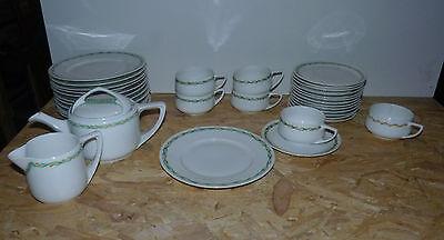 Porzellan - Rosenthal Donatello - Teile für Kaffeeservice - Silesia - Tirschenr.