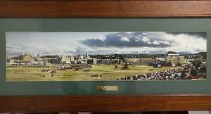 St Andrews Old Course - Framed - 124th British Open - John Daly Willaston Gawler Area Preview