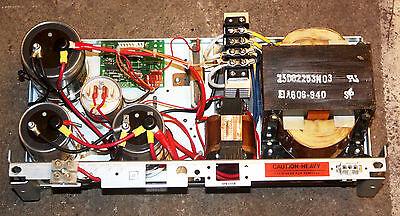 Motorola 500w Power Supply Tpn1186b Rackmount-quantroquantar Radio Base Station