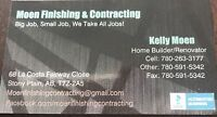 Contractor with OVER 25 YEARS EXPERIENCE for hire!