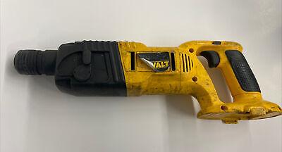 Dewalt 18v Dw999 Type 3 78 Sds Rotary Hammer Drill