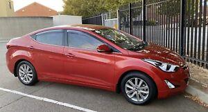 CAR Hyundai Elantra (Special Edition) $13500 ONO