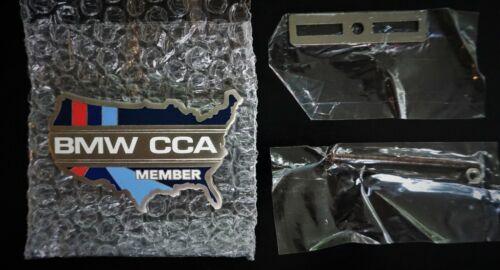 NEW! BMW GRILLE BADGE, BMW Car Club of America CCA Member
