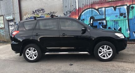 RAV 4 CV 2012 1st registered 2013 - RARE 7 SEATER 4 CYLINDER  Currumbin Waters Gold Coast South Preview