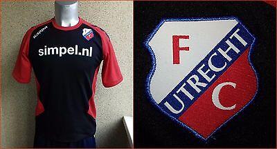 FC Utrecht Holland 2011-2012 Away football shirt M Jersey Kappa  image