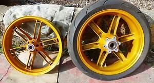 Buell Wheel Set Wooroloo Mundaring Area Preview