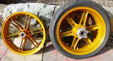 Buell Wheel Set Wooroloo Mundaring Area Preview