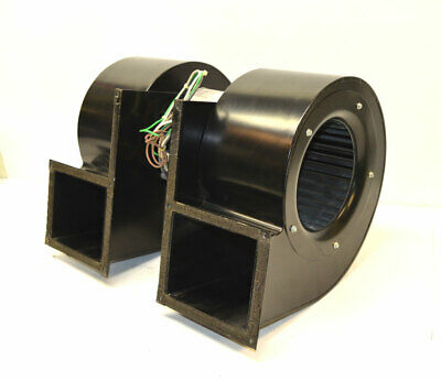 Mclean 12-776825-00 B Dual Air-cooling Squirrel-cage Exhaust Blower Fan 12-hp