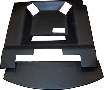 Amjd6620hlk Headliner Kit Black For John Deere 6620 7720 8820 Combines