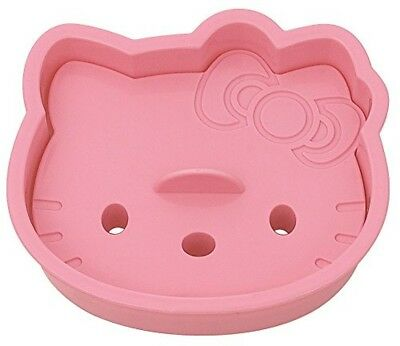 Hello Kitty Cookie Sandwich Toast Bread Cutter Mold Free Shipping