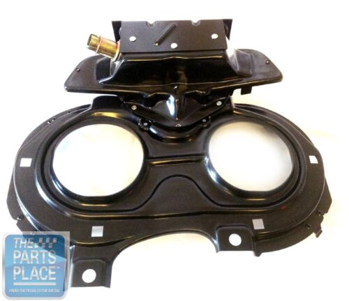 1962 Chevrolet Impala Headlamp Mounting Panel Left Hand