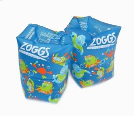 Brand new Kids Armbands zoggy roll ups