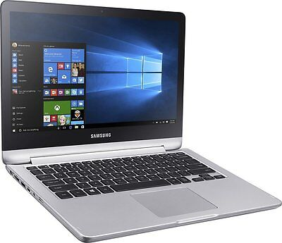 "New Samsung Spin 2-in-1 13.3"" Full HD Touch-Screen i5 8GB 1TB Backlit keyboard"
