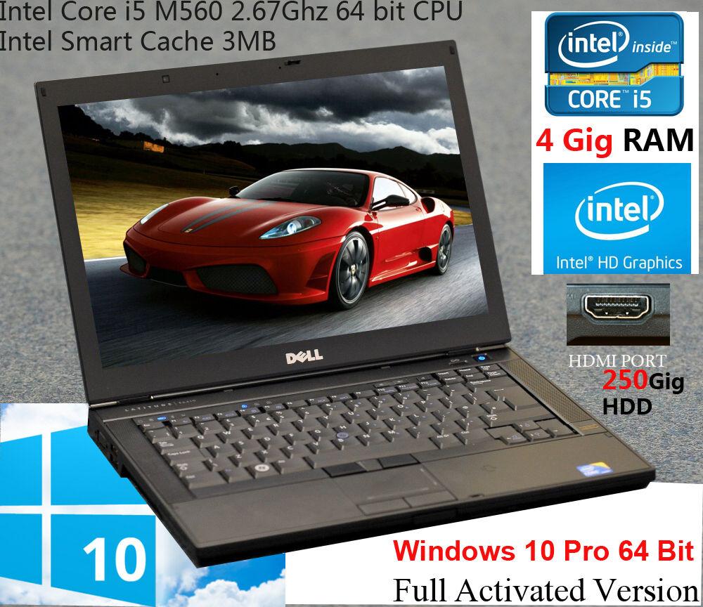 Dell e6410 web camera