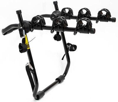 EVO WEEKENDER 3 Trunk Mount 3-Bike Carrier Rack Compact Fold