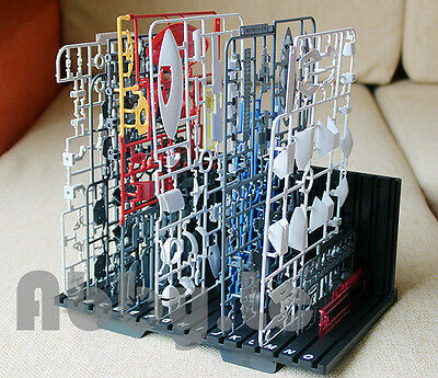 G Temple Gunpla Parts Runner Shelf for Gundam Aircraft Tank Ship Car Model Kit