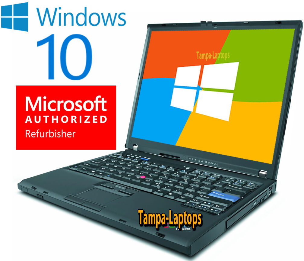 Laptop Windows - IBM LAPTOP LENOVO WINDOWS 10 WIN INTEL COMPUTER WIRELESS WIFI DVD NOTEBOOK PC