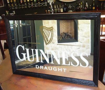 Guinness 36x24 Bar Mirror