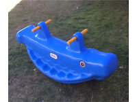 Little Tikes/Tykes Whale Rocker, Roundhay LS8
